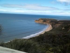 Point Addis on the Great Ocean Road, Victoria, Australia