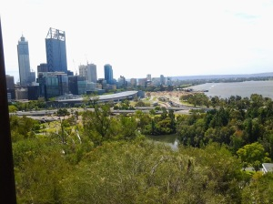 Perth from King'sKing's Park