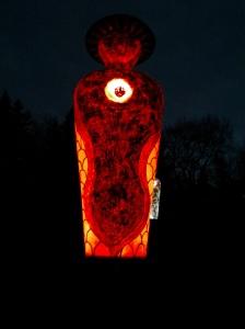 Fire Wandjina
